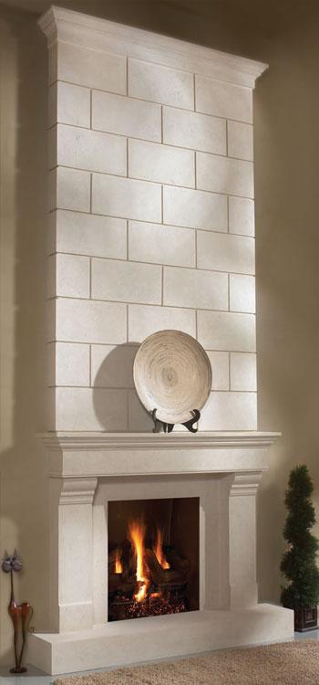 Classic Fireplace Stone Mantel Vertical Dimension Com