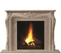 1101 stone fireplace mantle surround direct from us